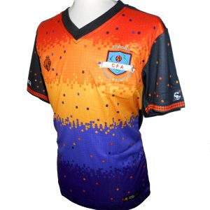 Chagos Islands Home Football Shirt