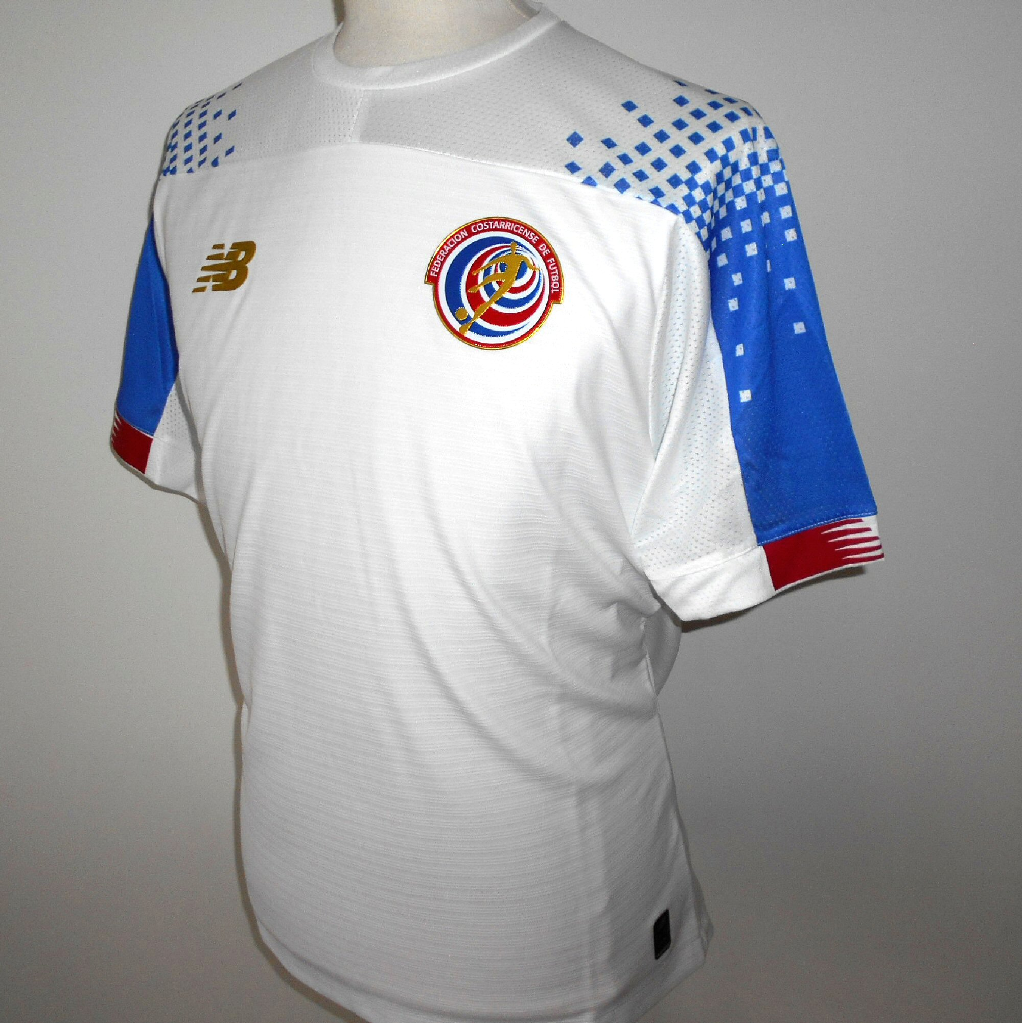 COSTA RICA New Balance Away Football Shirt 2019-2020